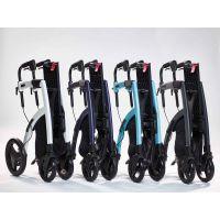 Topro Rollz Motion Rollator-Rollstuhl Kombination
