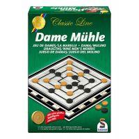Russka Dame/ Mühle XL
