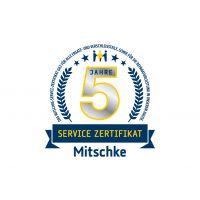 Mitschke Service Zertifikat für 5 Jahre