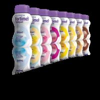 Nutricia Fortimel Compact 2.4 Mischkarton 8x4x125 ml
