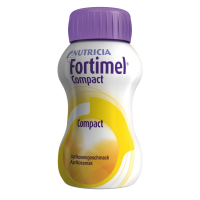 Nutricia Fortimel Compact 2.4 Aprikose 8x4x125 ml