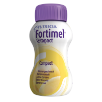Nutricia Fortimel Compact 2.4 Banane 8x4x125 ml