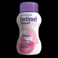 Nutricia Fortimel Compact 2.4 Erdbeere 4x125 ml