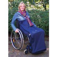 ORGATERM Rollstuhl-Schlupfsack, Lotus - Softshell