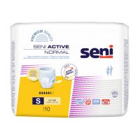 Seni Active Normal Windelhosen, 1x10 Stk.