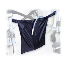 Marita Pieper Zubehörnetz für Rollstühle, mit Klettbändern
